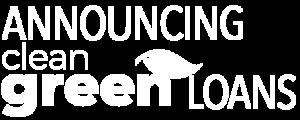 Announcing Green Loans