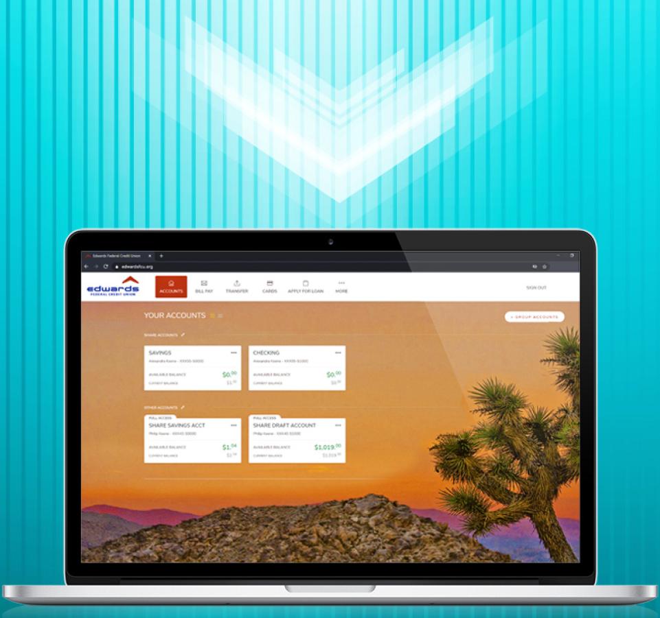 New Homepage Look