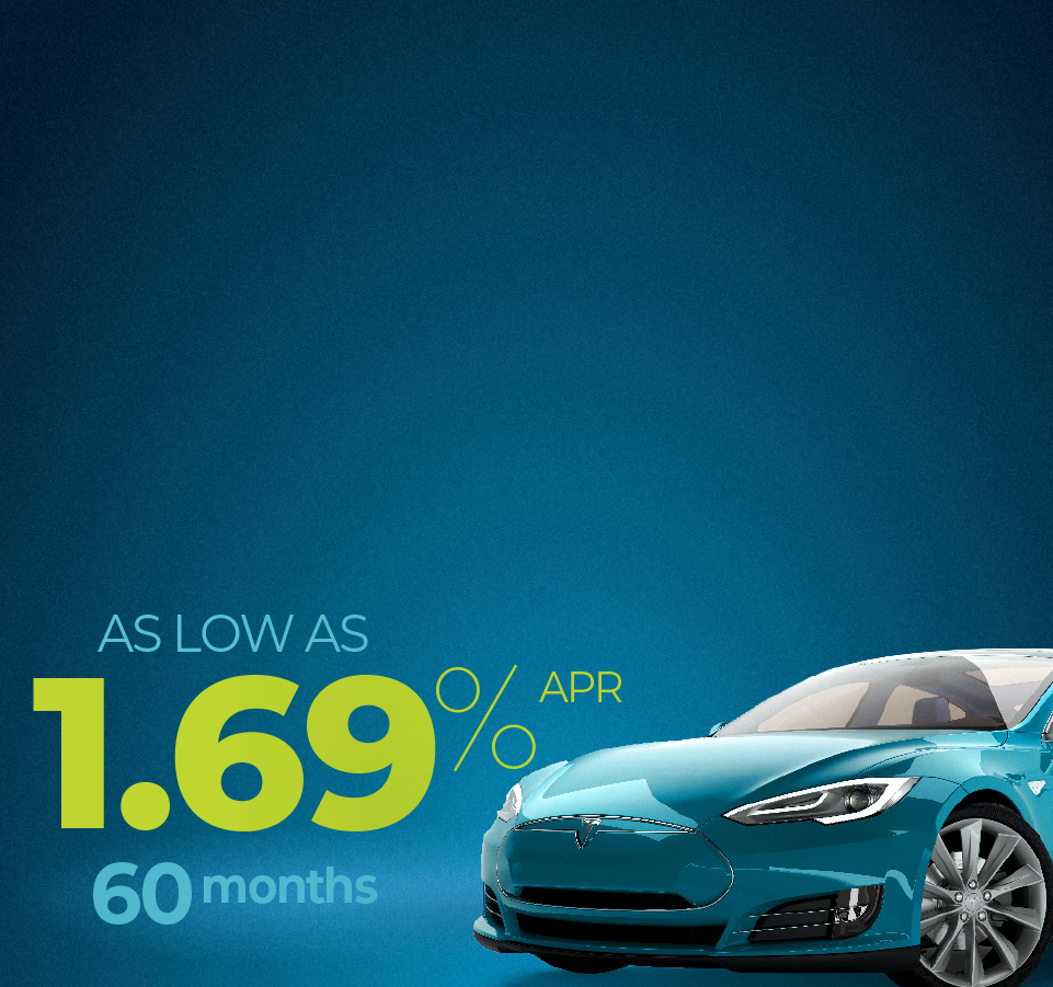 Special Auto Loan As Low As 1.69 percent APR for 60 Months